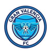 Логотип футбольный клуб Гран Валенсиа (Валенсия)