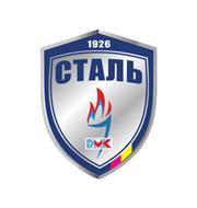 Логотип футбольный клуб Сталь (Каменское)