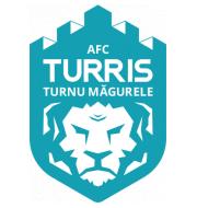 Логотип футбольный клуб Туррис (Турну-Мэгуреле)