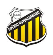 Логотип футбольный клуб Новоризонтино (Нову-Оризонти)