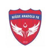 Логотип футбольный клуб Нигде Андалуспор