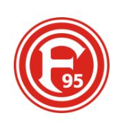 Логотип футбольный клуб Фортуна (Дюссельдорф)