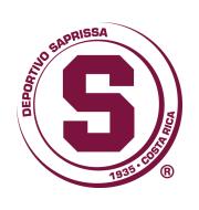 Логотип футбольный клуб Саприсса (Сан-Хосе)
