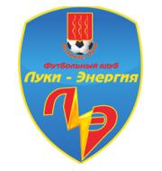 Логотип футбольный клуб Луки-Энергия (Великие Луки)