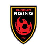 Логотип футбольный клуб Финикс Райзинг