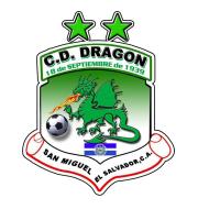 Логотип футбольный клуб Драгон (Сан-Сальвадор)