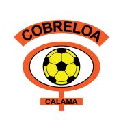Логотип футбольный клуб Кобрелоа (Калама)