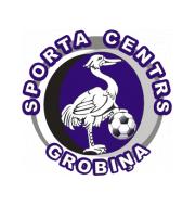 Логотип футбольный клуб Гробиня