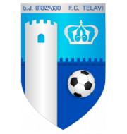 Логотип футбольный клуб Телави