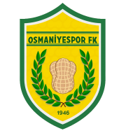 Логотип футбольный клуб Османиеспор