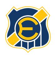 Логотип футбольный клуб Эвертон (Винья-дель-Мар)