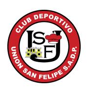 Логотип футбольный клуб Унион (Сан Фелипе)
