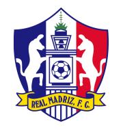 Логотип футбольный клуб Реал Мадрис (Сомото)