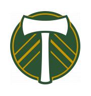Логотип футбольный клуб Портленд Тимберс