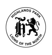 Логотип футбольный клуб Хайлендс