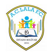 Логотип футбольный клуб ЛАЛА (Карони)