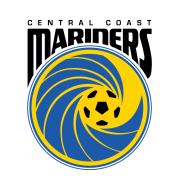 Логотип футбольный клуб Сентрал Кост Маринерс