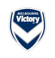 Логотип футбольный клуб Мельбурн Виктори