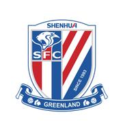 Логотип футбольный клуб Шанхай Шэньхуа