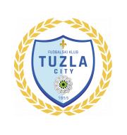 Логотип футбольный клуб Тузла Сити