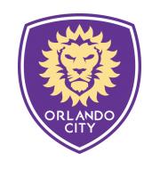 Логотип футбольный клуб Орландо Сити