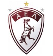 Логотип футбольный клуб Ларисса