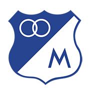 Логотип футбольный клуб Мильонариос (Богота)