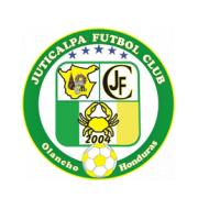 Логотип футбольный клуб Хутикальпа