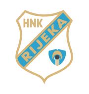 Логотип футбольный клуб Риека