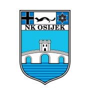 Логотип футбольный клуб Осиек