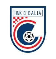 Логотип футбольный клуб Цибалия (Винковцы)