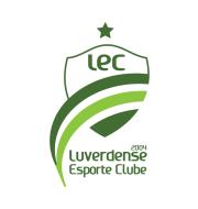 Логотип футбольный клуб Луверденсе (Лукас ду Рио Верде)