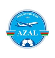 Логотип футбольный клуб АЗАЛ (Баку)