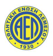 Логотип футбольный клуб АЕЛ (Лимасcол)