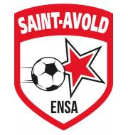 Логотип футбольный клуб Сент-Авольд