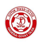 Логотип футбольный клуб Хапоэль (Хадера)
