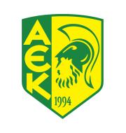Логотип футбольный клуб АЕК (Ларнака)