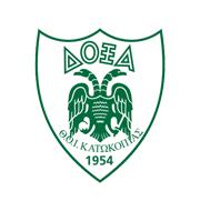 Логотип футбольный клуб Докса (Катокопиас)