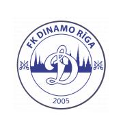 Логотип футбольный клуб Динамо (Рига)