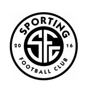 Логотип футбольный клуб Спортинг (Сан Хосе)