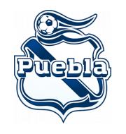 Логотип футбольный клуб Пуэбла (Пуэбла-де-Сарагоса)