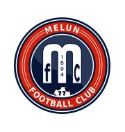 Логотип футбольный клуб Мелен