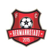 Логотип футбольный клуб Херманштадт (Сибиу)