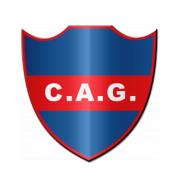 Логотип футбольный клуб Клуб Атлетико Гуэмес