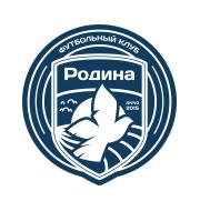 Логотип футбольный клуб Родина (Москва)