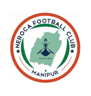 Логотип футбольный клуб НЕРОКА (Импхал)