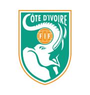 Логотип футбольный клуб Кот-д'Ивуар (до 23)