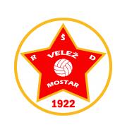 Логотип футбольный клуб Вележ (Мостар)