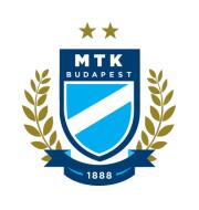 Логотип футбольный клуб МТК (Будапешт)