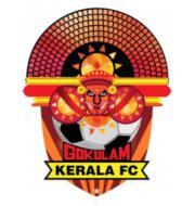Логотип футбольный клуб Гокулам (Кожикоде)